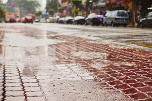 slippery surface,heavy rain,anti slip