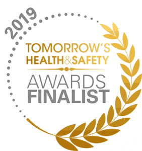 tomorrows health and safety awards finlalist 2019