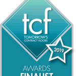 toal contract flooring awards 2019 finalist