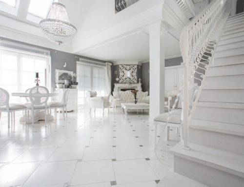 Treating Marble Floors For Slip
