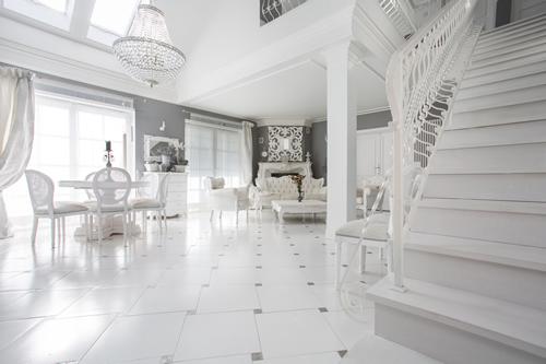 anti slip treatment marble floors