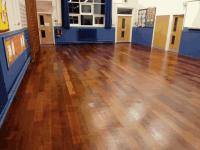 repair timber floors in schools